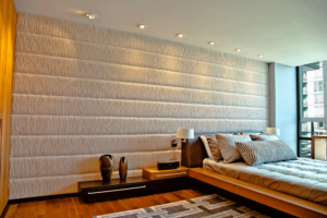 Upholstered Walls