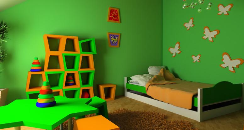 Fantastic Wallpaper Ideas for Children s Bedroom. Fantastic Wallpaper Ideas for Children s Bedroom   Wallpaper