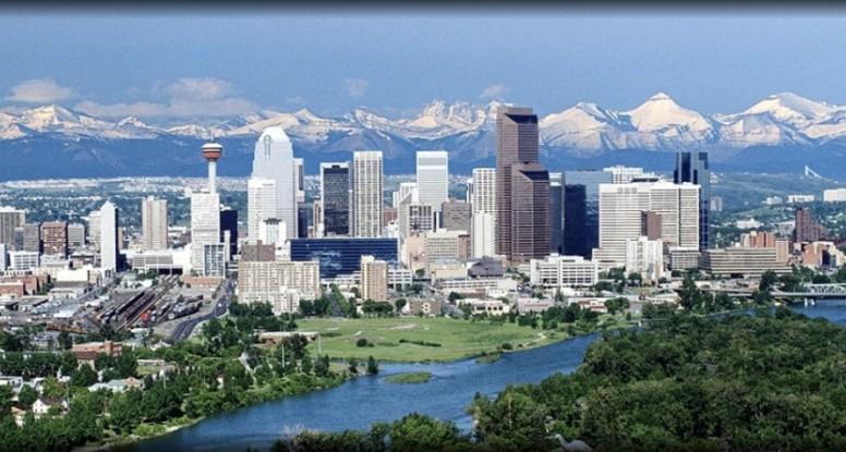 Wallpaper in Calgary