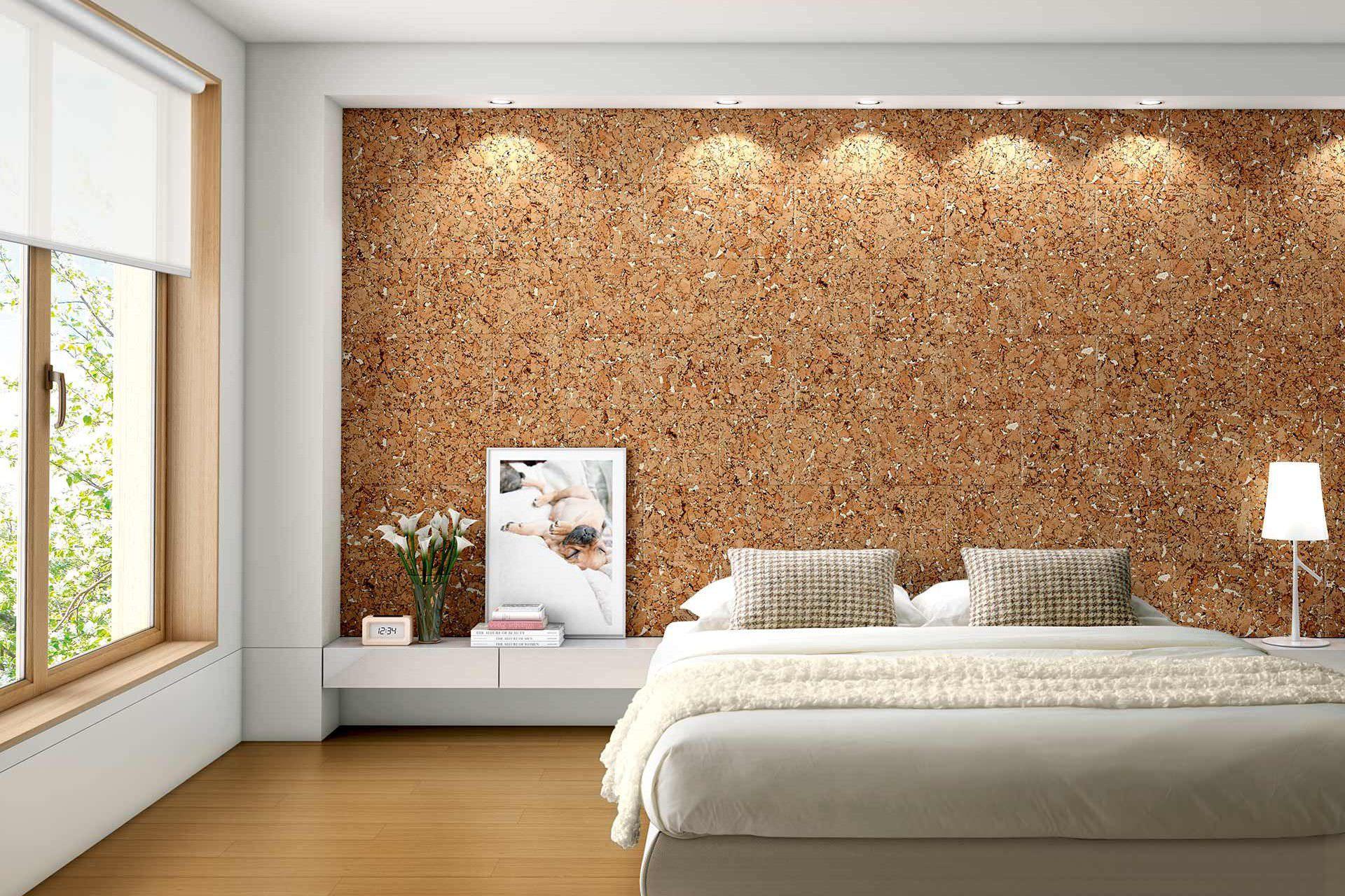 374a7a4e63dd34 Natural cork wallcovering - Wallpaper Installation