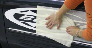 vinyl-graphics-installation